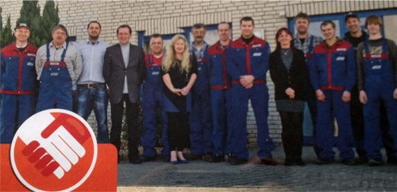 EST-Speer GmbH Mitarbeiter