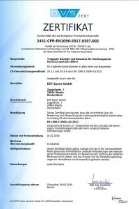 Zertifikat_DVS
